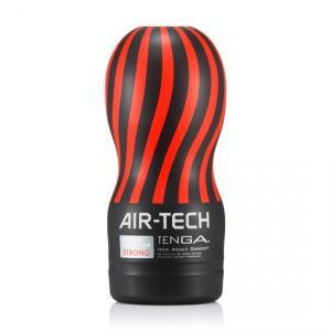 Фото Интимные товары, Мастурбаторы, искусственные вагины Мастурбатор Tenga Air-Tech Strong