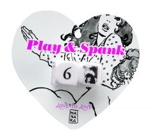 Фото Интимные товары, Секс приколы, Секс-игры, Подарки, Интимные украшения Игральные кубики Love To Love PLAY & SPANK