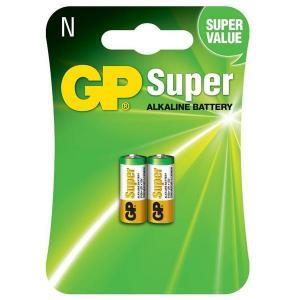 Фото Интимные товары, Батарейки Батарейка GP Super alkaline LR1 (2 штуки)