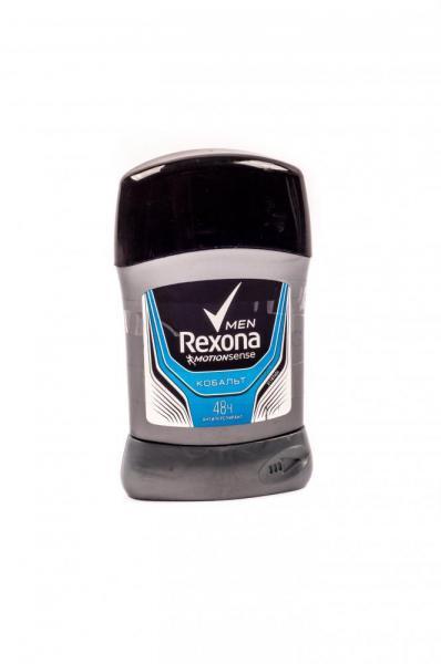 Дезодорант мужской «Rexona» (Motiosense, твердый, объем 40 мл, запахи в ассортименте, Украина) UNILEVER
