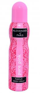 Фото Антиперспиранты Дезодорант для тела ALEXANDER OF PARIS PURE PINK (150 мл)