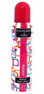 Фото Антиперспиранты Дезодорант для тела ALEXANDER OF PARIS SMILE (150 мл)