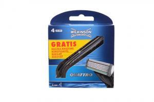Набор станок для бритья с кассетами 4 шт WILKINSON, Германия.