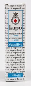 Крем для бритья «Kapo» (100 мл, с липой, Болгария)