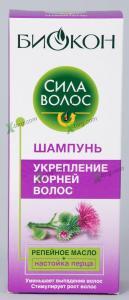 Шампунь Биокон Сила Волос