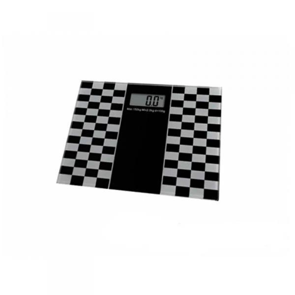 Весы напольные (Электронные, Макс. Вес. 150кг, Стекло, АА, Германия), VITALEX, арт. VT-201