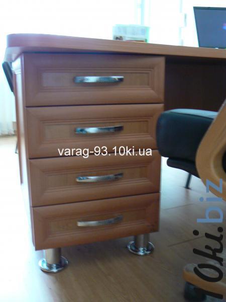 Угловой стол в офис купить в Нежине - Офисная мебель