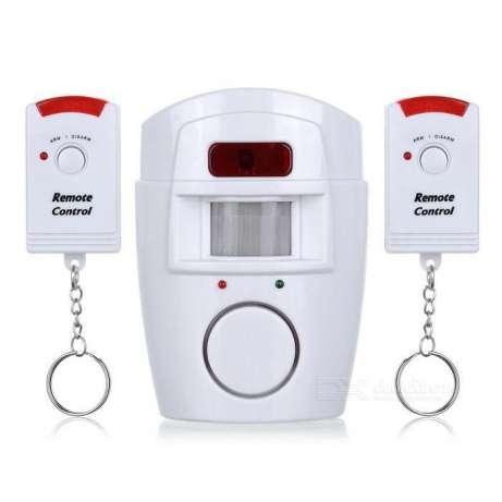 Сенсорная сигнализация Sensor Alarm Siren