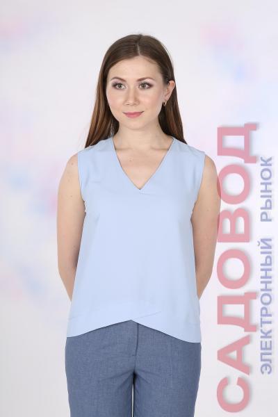Блузы 6-68 Блузки и туники женские на рынке Садовод