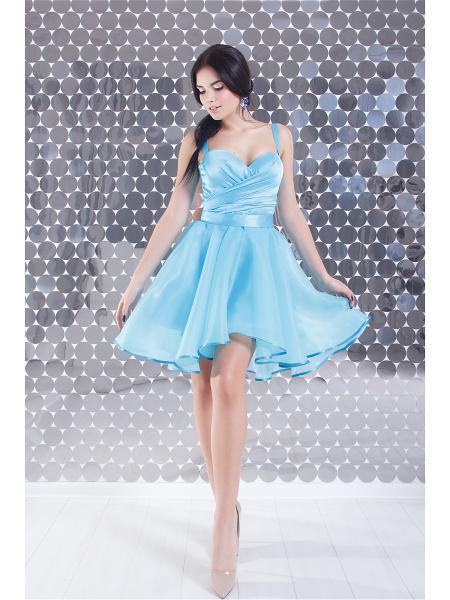 Короткое платье Seam 6270