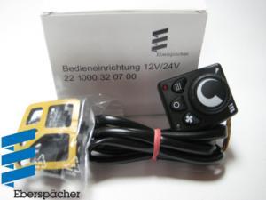 Фото Запчасти и комплектующие, Eberspacher элемент управления, минирегулятор, Airtronic D2