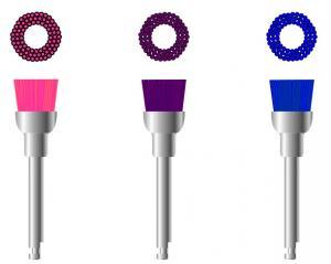 Щетки натуральные цветные Smartbrush (Stoddard)