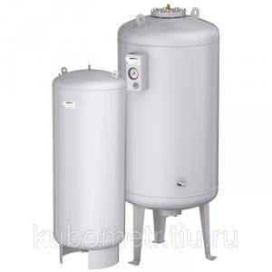 Фото Баки расширительные (гидроаккумуляторы, экспанзоматы) Баки мембранные для водоснабжения Flamco Airfix. (Airfix P 500л/3,5 - 10bar)