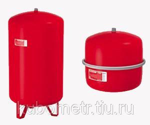 Фото Баки расширительные (гидроаккумуляторы, экспанзоматы) Мембранный бак для отопления Flamco Flexcon CE 300 (1.5 - 6bar)