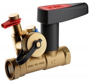 Фото Балансировочные клапаны Клапаны балансировочные Ballorex Venturi FoDRV с дренажем