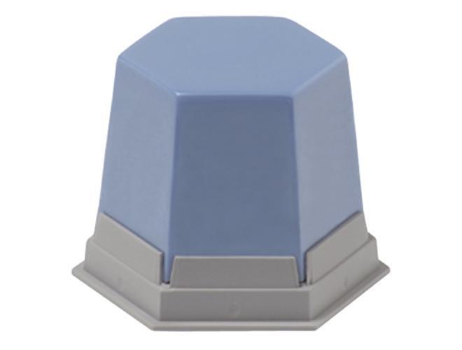 GEO Milling wax blue opaque (ГЕО Воск фрезерный синий, опак ) 75г