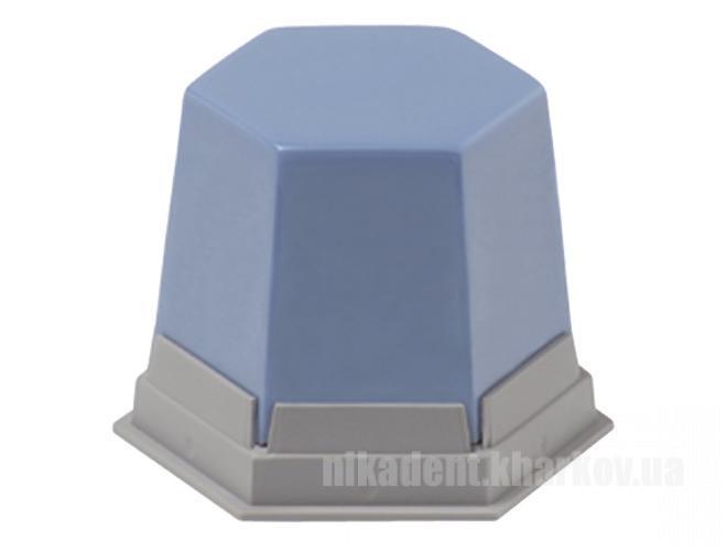 Фото Для зуботехнических лабораторий, МАТЕРИАЛЫ, Воска GEO Milling wax blue opaque (ГЕО Воск фрезерный синий, опак ) 75г