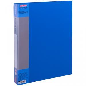 Фото Папки, файлы, планшеты, портфели, сумки (ЦЕНЫ БЕЗ НДС), Папки с файлами Папка с 80 вкладышами Berlingo