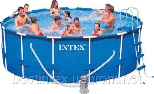 Каркасный бассейн Intex 28236 457x122