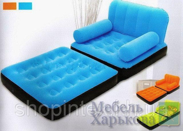 Надувное кресло - кровать bestway 67277 (35х10x35см ) - Надувные диваны, кресла в Харькове