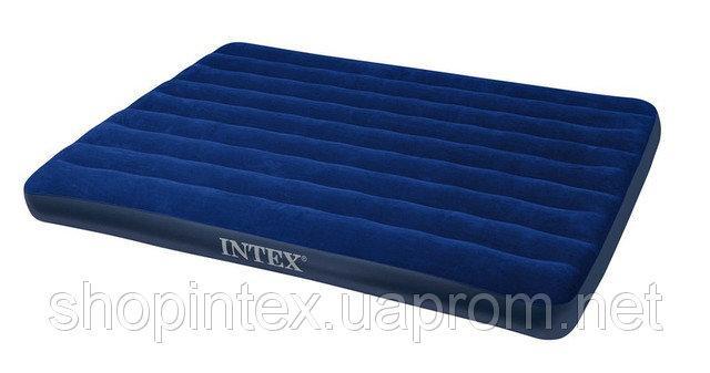 Надувной матрас Intex 68757 (99х191х22см )