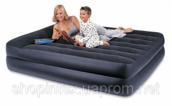 Надувная кровать Intex 66702 152х203х47