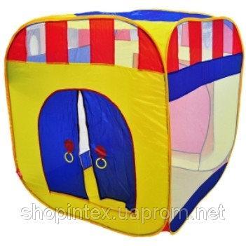 Палатка детская Куб 0505