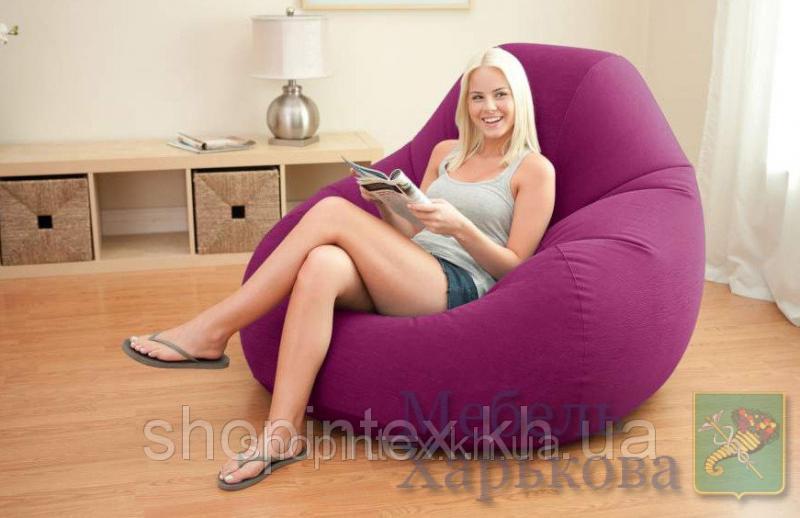 Надувное кресло Intex 68584 (127*122*81) - Надувные диваны, кресла в Харькове