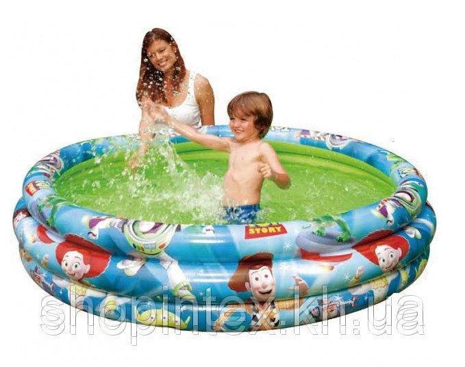 Надувной детский бассейн Intex 57446  (168х40 см.)