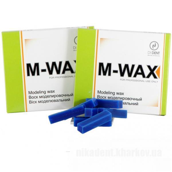 Фото Для зуботехнических лабораторий, МАТЕРИАЛЫ, Воска M-Wax (М-Вакс,
