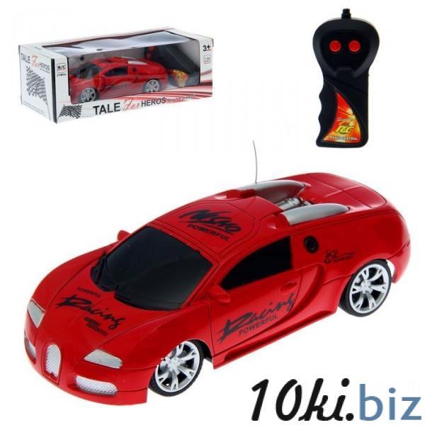 """Машина радиоуправляемая """"Скорость"""", работает от батареек, 1:24, цвета МИКС купить в Лиде - Радиоуправляемые модели и игрушки"""