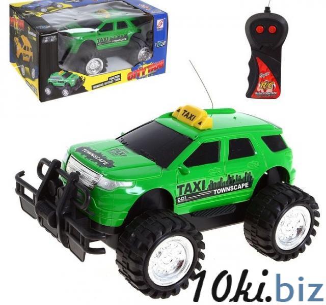 """Машина радиоуправляемая """"Джип"""", работает от батареек, масштаб 1:24, цвета МИКС купить в Гродно - Радиоуправляемые модели и игрушки"""