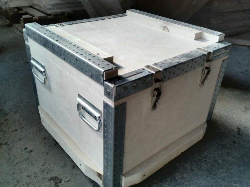 Ящики и контейнеры под оборудование. Изготовление.
