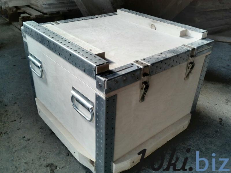 Ящики и контейнеры под оборудование. Изготовление. Тара и упаковка в Казахстане