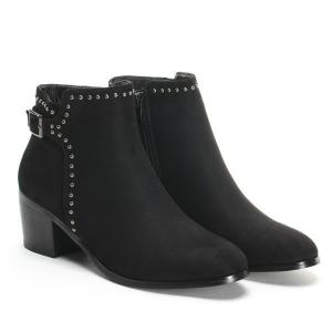 Фото Ботинки! Ботильоны! Женские ботинки Ung BLACK
