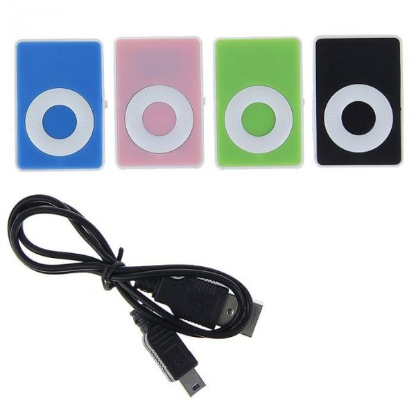 MP3-плеер 01, АКБ, MicroSD, MiniUSB 5pin, микс