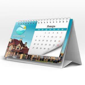 Календарь-домик на 2018 год, ассорти