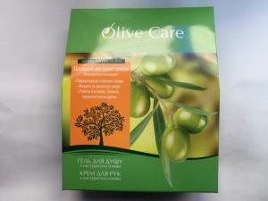 набор подарочный женский OLIVE CARE