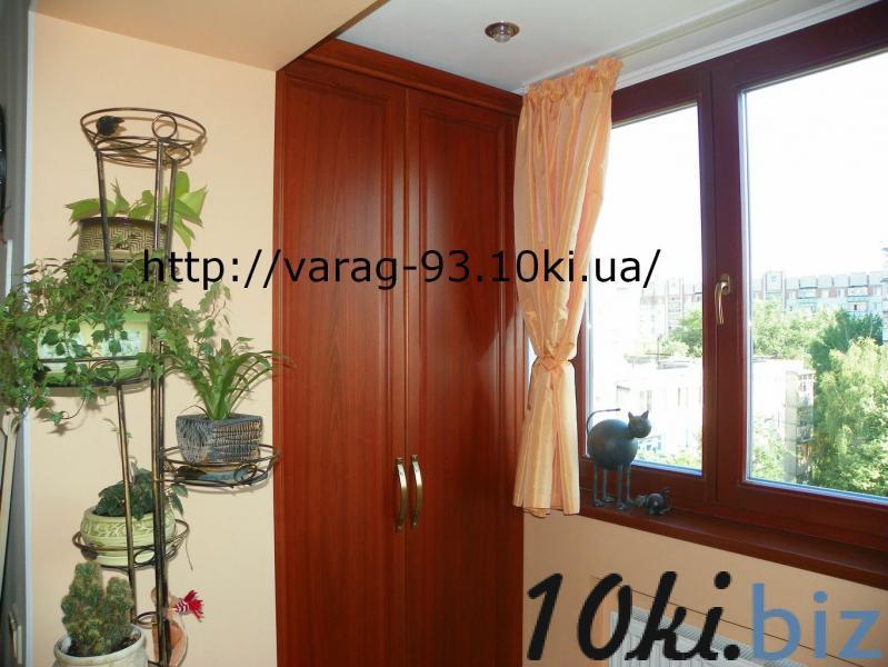 Шкафы на балкон купить в Чернигове - Шкафы купе