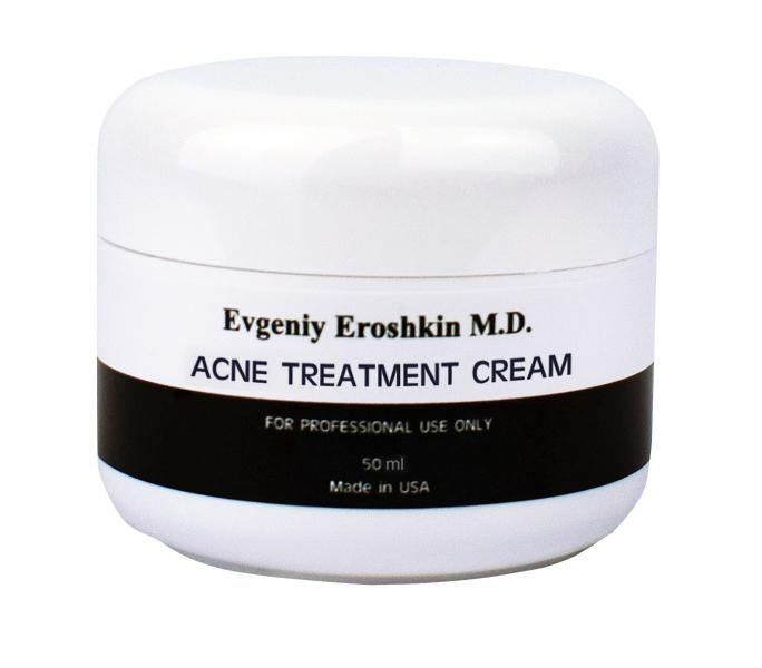 Крем для проблемной кожи Evgeniy Eroshkin M.D. Acne treatment cream (50ml)