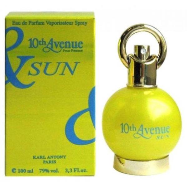 Парфюмерная вода 10 Avenue Sun W100