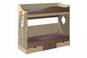 Двухъярусная кровать Соня (Премиум)
