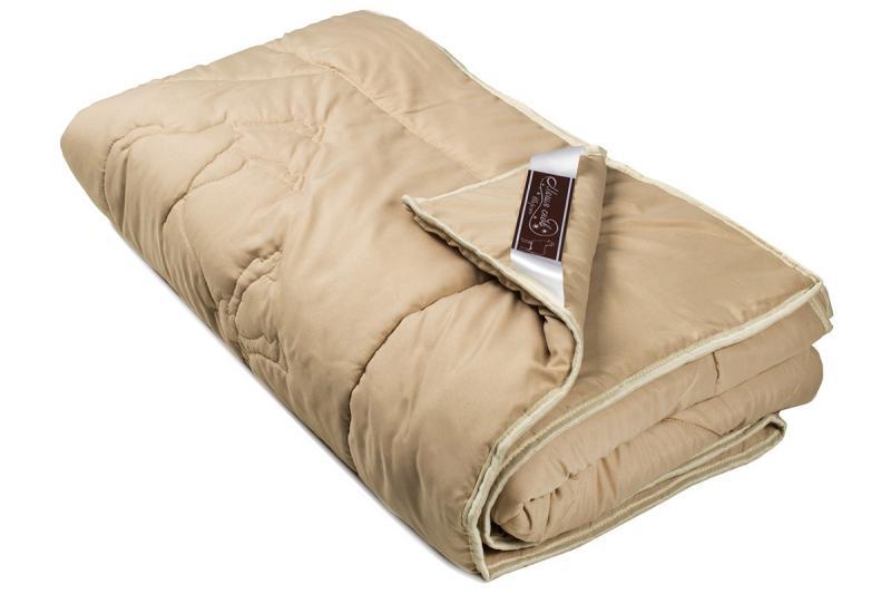 """Одеяло облегченное """"Овечья шерсть"""" 1,5 спальное"""