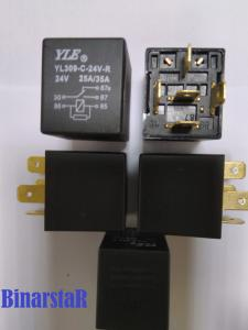 Фото 37. Электрооборудование YL-309-С-24V Реле стеклоочистителя