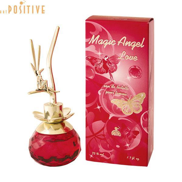 Туалетная вода женская MAGIC ANGEL LOVE 50 мл