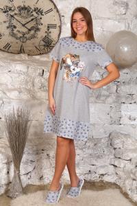 Фото женская домашняя одежда Ночная сорочка