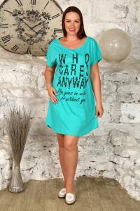 Фото женская домашняя одежда Сорочка ночная молодёжная, объёмная
