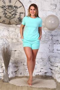 Фото женская домашняя одежда Пижамка