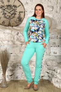 Фото женская домашняя одежда, Женская верхняя одежда Костюм молодёжный