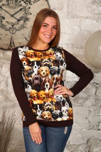 Фото женская домашняя одежда, Женская верхняя одежда Свитшот